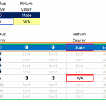 How to Use VLOOKUP MATCH