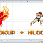 How to Use the VLOOKUP HLOOKUP Combination Formula