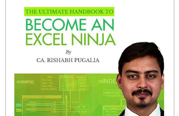 Become an Excel Ninja 03