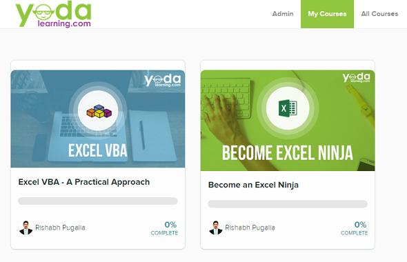 Become an Excel Ninja 04