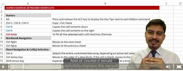 Become an Excel Ninja 09